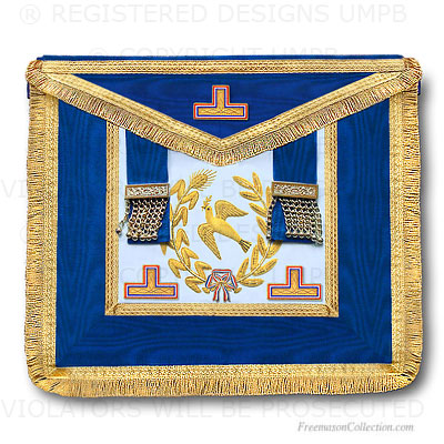 'Tablier de Grands Officiers National GLNF